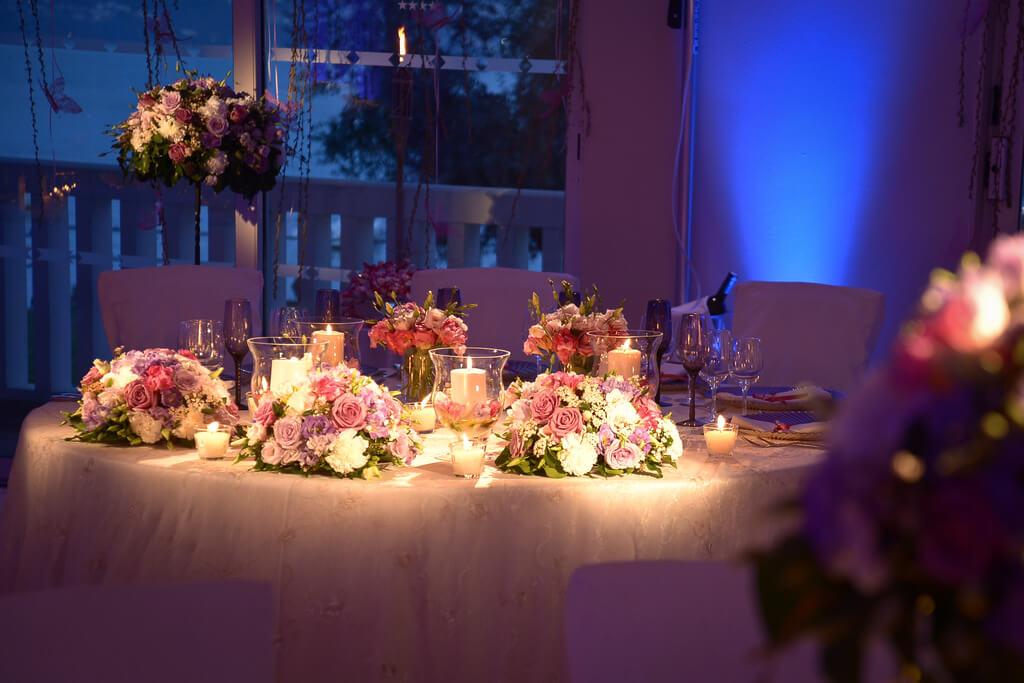 4 opatijska cvijeta vjenčanja