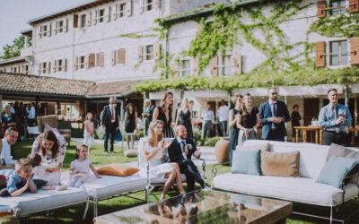 Ladanjsko rustik vjenčanje u srcu Istre