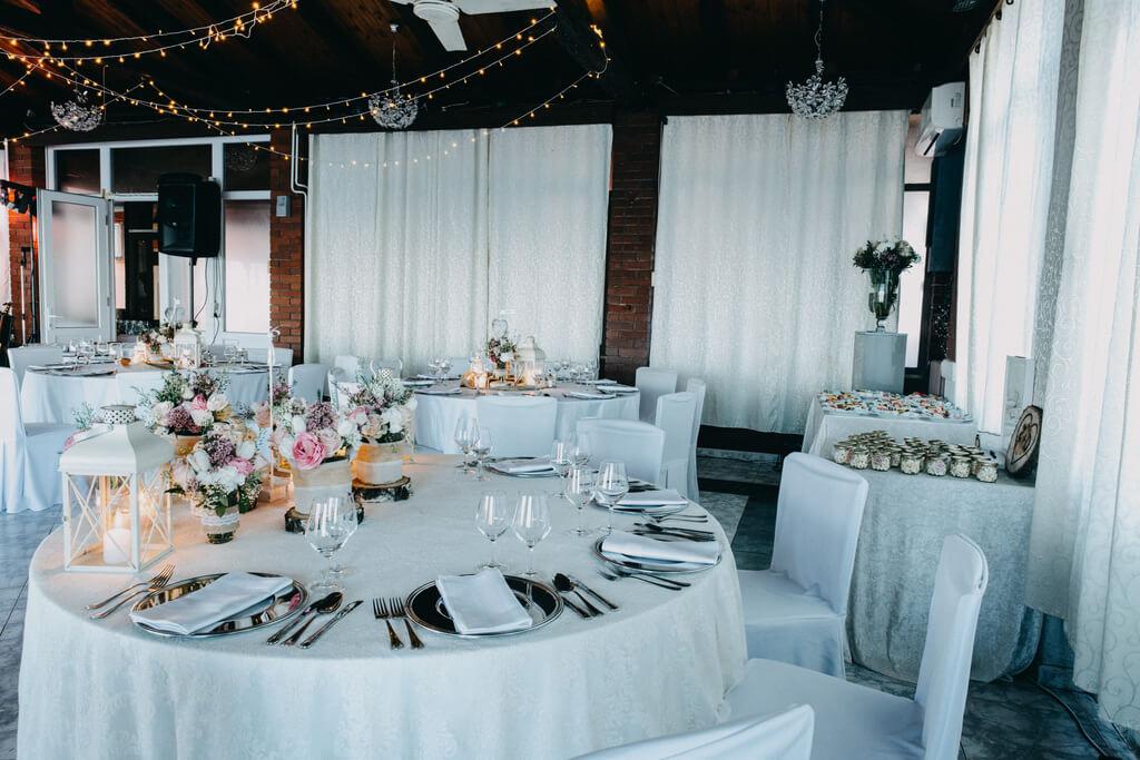 reastaurant kinkela wedding