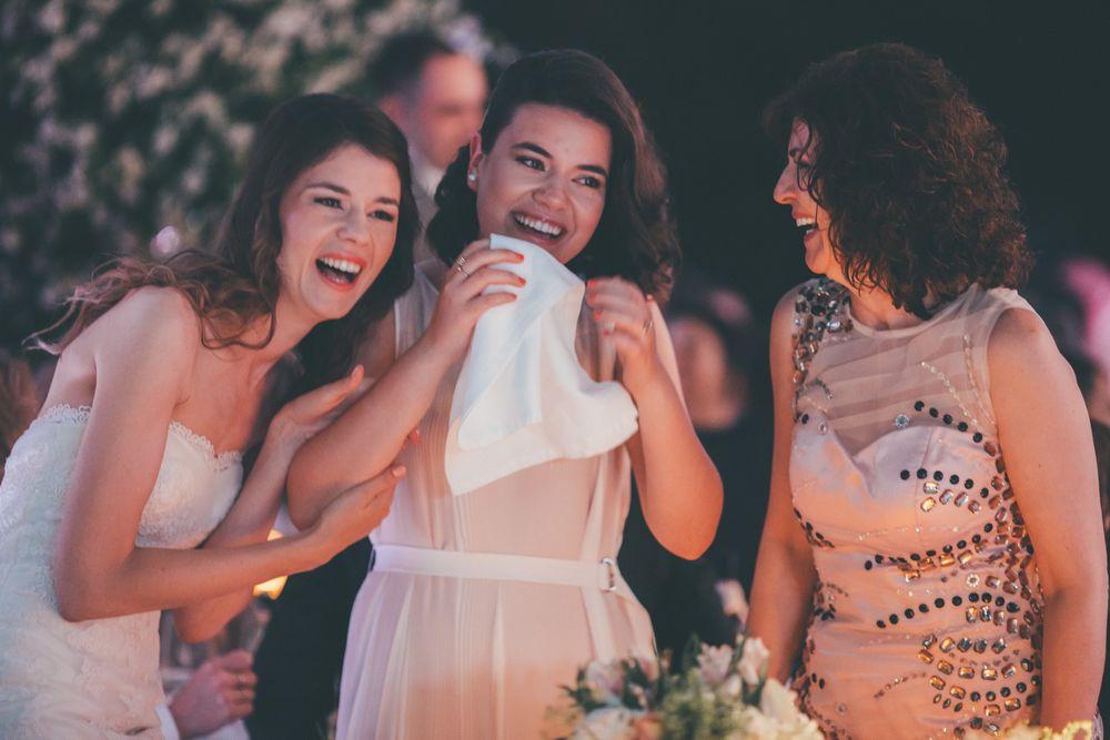 wedding in villa ariston