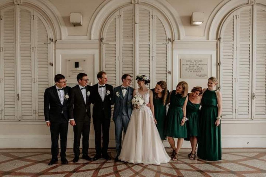boho vjenčanje