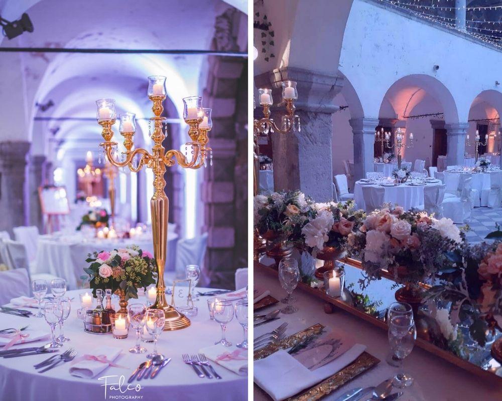 dvorac frankopan vjenčanje