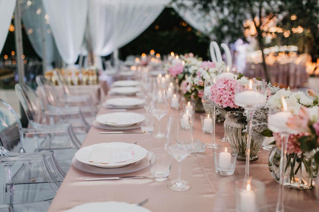cijena organizacije vjenčanja