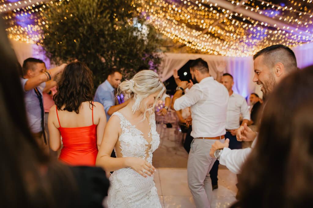 vjenčanja na otvorenom